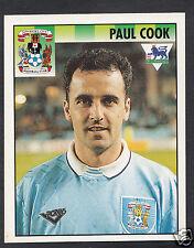Adesivo CALCIO MERLIN 1995-N. 109-Paul Cook-COVENTRY CITY