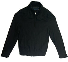 Tarocash Black Blazer Jacket Small Casual Wear Winter Warmth