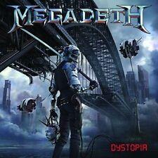 Megadeth Album Import Metal Music CDs & DVDs