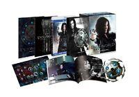 Underworld awakening Limited Collector's BOX 3D & 2D Blu-ray Set 2 Disc F/S NEW