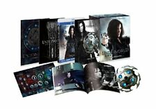Underworld awakening Limited Collector's BOX 3D & 2D Blu-ray Set 2 Disc F/S NEW