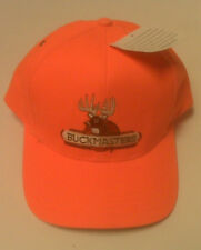 NEW - HUNTING CAP - ORANGE HUNTING CAP  - BUCK MASTERS - ONE SIZE FITS ALL