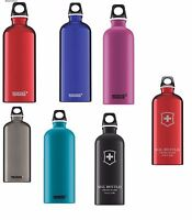 Sigg Traveller Aluminium Wasserflasche Trinkflasche Outdoor Schule
