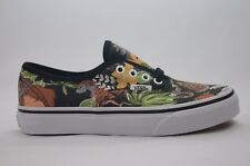 Disney Jungle Book Vans Youth Size 2-3 New in Box 4000143142 Black