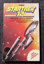 1978 STAR TREK #12 by James Blish FVF 1st Corgi UK Paperback