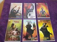 Steven King The Dark Tower Comics (Lot Of 6) Gunslinger, Fall Of Gilead, MINT
