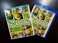 Shrek The Ultimate Blu Ray Collection (5-Disc Set) Family Animation Dreamworks