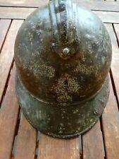 ww1 scavo elmetto Adrian 1915 grande guerra soffitta trincea relic battlefield