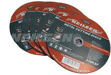 Paquete de 12.7-22.9cm / 230Mm Abrasivo Metal Disco de corte hoja de sierra