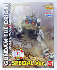 Bandai Mg 168980 Rx-78-02 Gundam Special Ver. (The Origin Ed.) 1/100 Scale Kit