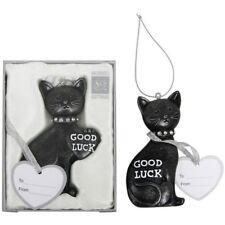 Lucky Black Cat Gift for the Bride or Groom Wedding Keepsake 13590