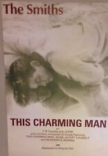 The Smiths/Morrissey This Charming Man Poster