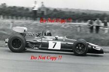 Jacky Ickx Brabham BT26A BRITISH GRAND PRIX 1969 Photo 2