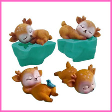 Deer Chocolate Silicone Mold For Creative 3D Candle Soap Making Cake Tools