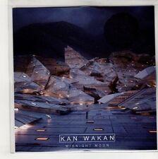 (GQ909) Kan Wakan, Midnight Moon EP - 2014 DJ CD