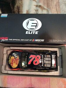 2018 #78 Martin Truex Jr 1/24 Bass Pro Shops/ 5 Hour Energy Elite Car 1/227