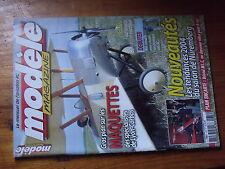 $$5 Revue modele magazine N°630 PLan encarte Bristol M1.C  Voyager  Lyon-Corbas