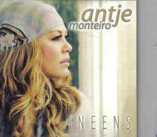 Antje Monteiro-Ineens cd single incl videoclip