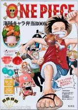 ONE PIECE kaizoku character lunch BOOK FLOWER&BEE BOOK Mook Bento gift japan