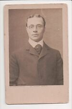 Vintage RPPC Huntley Wright English stage and film actor Biograph Company
