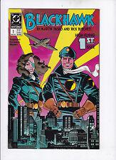 Blackhawk #1 vf/nm (1989)