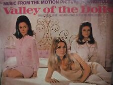 The Valley of the Dolls Motion Picture Soundtrack 33Rpm 020316 Tlj