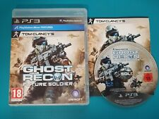 PS3 : Tom Clancy's Ghost Recon Future Soldier