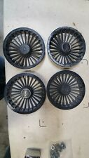 "Club Car Golf Cart OEM Hub Caps 8"" Wheel Covers Complete Set of 4 (FOUR)"