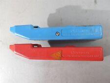 Lot of 2 Burndy Rtm20D24 & Rtm16D5 Positive Locking Insertion Tools - Used