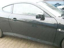 Hyundai COUPE GK TÜR ROH OHNE ANBAUTEILE   LINKS- FACELIFT 2 IN SCHWARZ-MET !!!