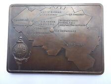 Belgique Médaille HOMMAGE DE RECONNAISANCE A ERNEST WILFORD