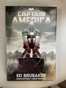 CAPTAIN AMERICA BY ED BRUBAKER OMNIBUS VOL 1 - DM COVER - MARVEL - NEW - OOP