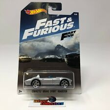 Corvette Grand Sport Roadster * Hot Wheels Fast & Furious * G27