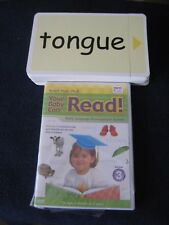 Your Baby Can Read!  ~ 15 Slide Cards and DVD Volume 3 ~ Early Language