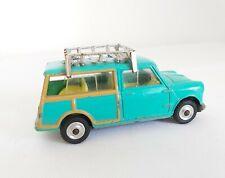 Vintage Corgi Austin Mini Countryman 1965 - 1969 With Painted Grill Version
