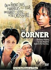The Corner Two-Disc DVD Set-Complete HBO Miniseries Winner of 3 Emmys