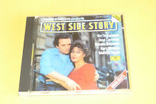 """CD BERNSTEIN """"WEST SIDE STORY"""" EXTRAKTE,TE KANAWA,CARRERAS & BERNSTEIN/"""