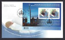 Canada   # 2685 SS      H.R.H.  PRINCE GEORGE            New 2013 Unaddressed
