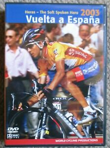 2003 Vuelta a Espana World Cycling Productions 3 DVD 5 hrs Very Clean