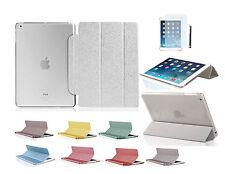 iPad Air Case Schutz Hülle iPad 5 Bling Smart Cover Strass Tasche Etui Folie Pen