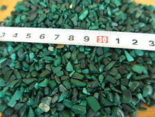 TOP!!!  2.2lb (1kg)  NATURAL tiny malachite QUARTZ Crystal freedom body gem