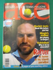 ACE TENNIS # 43 - RAFTER - May 2000