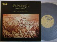 WAPASSOU SALAMMBO / FRANCE ZAL 6437