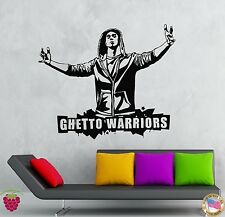 Wall Stickers Vinyl Decal Ghetto Warriors Gangster Urban Street Decor  (z2126)