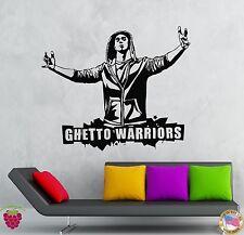 Wall Stickers Vinyl Decal Ghetto Warriors Gangster Urban Street Decor  (z2126)