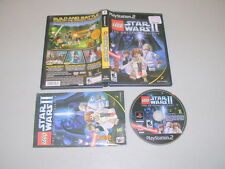 LEGO STAR WARS II 2 (Playstation 2 PS2) Complete BL