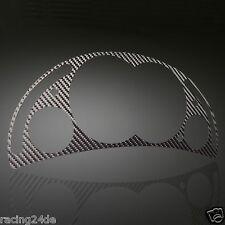 Carbon óptica velocímetro velocímetro marco Opel Corsa C Tigra Twin meriva velocímetro diafragma OPC