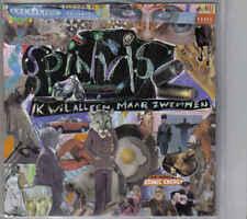 Spinvis-Ik Wil Alleen Maar Zwemmen Promo cd single