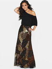 MYLEENE KLASS Sequin Dress Size 10 RRP £125 (DEFECT)