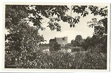 Sweden, Skurup, Svaneholm Castle RP PPC Unposted by Lidbergs of Skurup